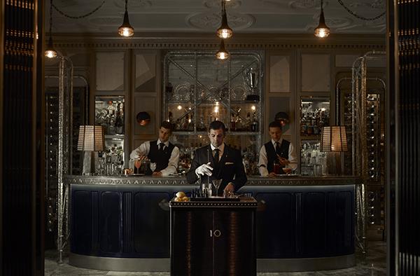 The Connaught Bar, Mayfair, London